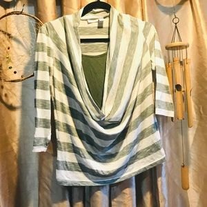 Chico's size 0 blouse